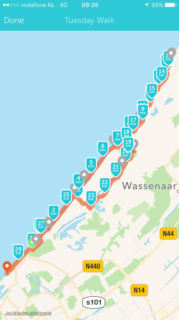 Too long walk